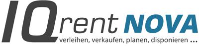 Verleihsoftware IQrent NOVA Logo