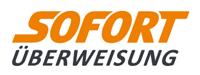Online bank transfer via SOFORT Überweisung